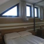 """Apartament """"Słoneczny Pokład"""" – sypialnia"""