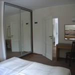 "Apartament ""Dziewiąta Fala"" – sypialnia"